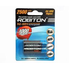 Аккумулятор ROBITON R06 2500mA/h