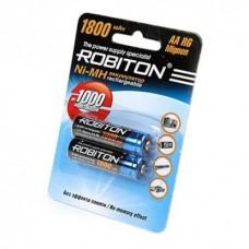 Аккумулятор ROBITON R06 1800mA/h