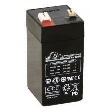 Аккумулятор 4V 4,5Ah DJW свинцовый