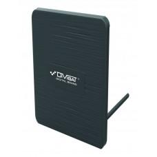 Антенна комнатная ДМВ для цифрового ТВ DVS-Z1 DIVISAT