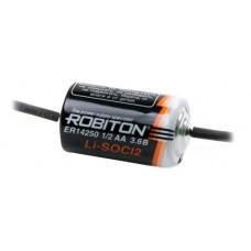 ROBITON LSC1200-1/2AA-3.6V(ER14250-AX)(с аксиальными выводами)