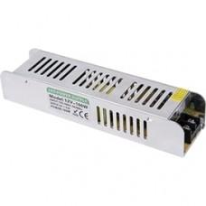 ECOLA Блок питания для LED ленты 12V 100W (плоский и узкий)