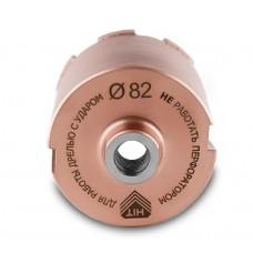Сверло алмазное для подразетников d82 DH-D400 82/65 M16 R 7L