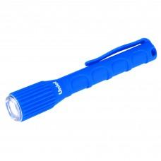 Uniel S-WP010-С Blue Фонарь влагозащищенный «Reliability and protection», прорезиненный корпус, IP67