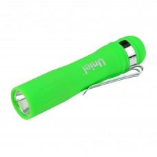 "Uniel S-LD045-B Green Фонарь серии Стандарт ""Simple Light"", пластиковый корпус, 0,5W LED, 1xAA"