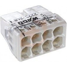 2273-248 Клеммы WAGO (8x2,5 с пастой)