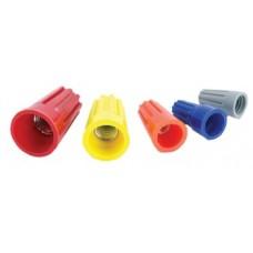 СИЗ-5 Соединительный изолирующий зажим 4,0-11,0кв.мм (красный)