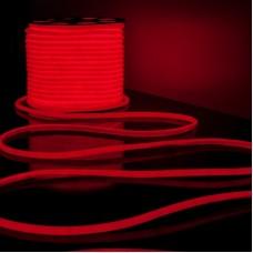 Uniel Светод. гибкая герметич лента Neon крас. св. ULS-N21-2835-120LED/m-8mm-IP67-220V-8W/m-50M-RED