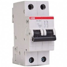 Выключатель автоматический 2п C 32А SH202L 4.5кА ABB