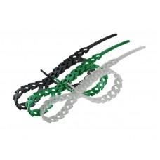 Стяжка зеленая RAPSTRAP (Schneider Electric)