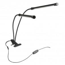 Uniel Светильник для растений светодиодный с таймером, на прищепке ULT-P33-15W/SPSB/TM IP40 BLACK