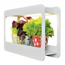 Uniel Светильник для растений светодиодный с подставкой «Минисад». ULT-P30-15W/SPFS IP40 WHITE