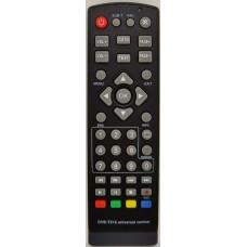 Пульт HUAYU DVB-T2+2 (цифровые приставки)