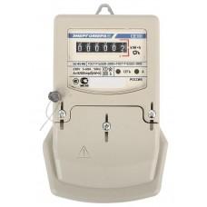 Счетчик электроэнергии СЕ 101 S6 145 М6 1ф 5-60А 1 класс точн., мех. экран, в щиток)
