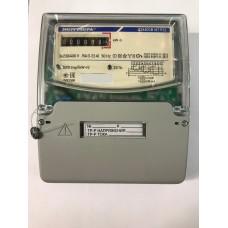 Счетчик электроэнергии трехфазный однотарифный ЦЭ6803В Тр/5 Т1 D+Щ кл1 М7 Р32 220/380В ОУ