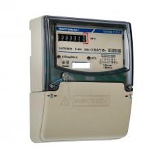 Счетчик электроэнергии трехфазный однотарифный ЦЭ-6803В 60/5 Т1 D+Щ кл1 М7 Р32 230В СУ
