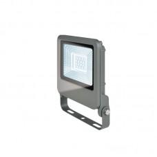 Uniel Прожектор светодиодный ULF-F17-10W/DW IP65 195-240В 6500K Дневной свет, корпус серебристый