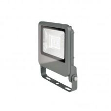 Uniel Прожектор светодиодный ULF-F17-20W/DW IP65 195-240В 6500K Дневной свет, корпус серебристый