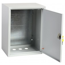 Щит монтажный ЩМП-1-1 36 395х310х150 IP31 УХЛЗ метал. с замком ИЭК (YKM41-01-31)