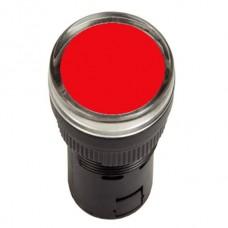 Лампа сигнальная светодиодная красная AD22DS