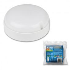 Volpe Светильник светодиодный влагозащищенный ULW-Q223 12W/6500K IP 65 White Дневной свет d135мм