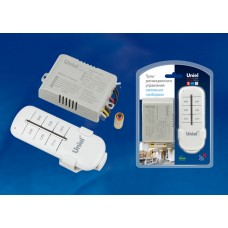 Uniel Пульт управления светом 4 канала*1000Вт UCH-P005-G4-1000W-30M