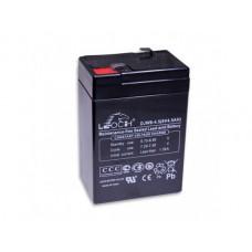 Аккумулятор 6V 4,5Ah DJW свинцовый