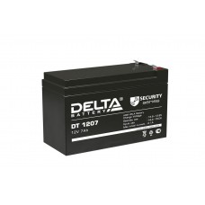 Аккумулятор 12V 7Ah DELTA свинцовый