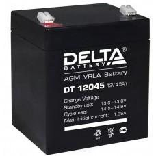 Аккумулятор 12V 4,5Ah DELTA свинцовый