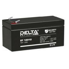 Аккумулятор 12V 1,2Ah DELTA