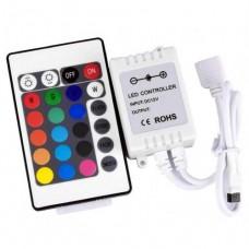 Ecola Контроллер RGB IR 72W
