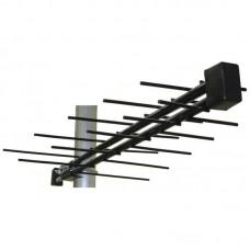 Антенна ТВ Альфа H-111-01 DVB-T2 под F разъем (питание5V)
