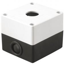 Корпус КП 101 1-м. бел. для кнопок ИЭК BKP10-1-K01