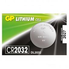 Батарея GP CR2032
