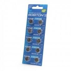 Батарея ROBITON AG10/LR1130