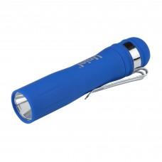 "Uniel S-LD045-B Blue Фонарь серии Стандарт ""Simple Light"", пластиковый корпус, 0,5W LED, 1xAA"