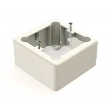 Коробка установочная для кабель-кан. 88х88х44