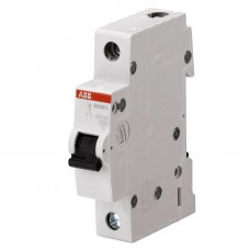Выключатель автоматический 1п C 6А SH201L 4.5кА ABB (SH201L C6)