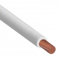Провод ПУГВ 1х4 Белый (РЭК-PRYSMIAN)