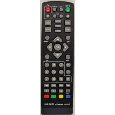 Пульт HUAYU DVB-T2+TV (цифровые приставки+телевизоры)