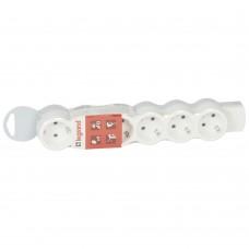Многорозеточный блок ''Стандарт'' 6 x 2К+З - поставляется без кабеля