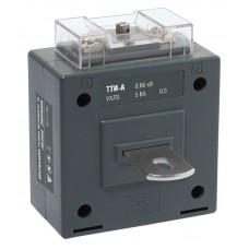 Трансформатор тока ТТИ-А 200/5А с шиной 5ВА класс точности 0,5 (IEK)