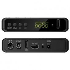 Приемник цифрового ТВ сигнала DVB-T2 DVS-T2+C HOBBIT UNIT GX +