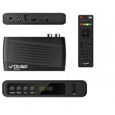 Приемник цифрового ТВ сигнала DVB-T2 DVS 2211