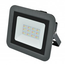 Volpe Прожектор светодиодный Мультиколор ULF-Q511 30W/RGB IP65 220-240В BLACK