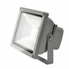 Uniel Прожектор светодиодный ULF-S01-30W/DW IP65 110-240В 6500K Дневной свет, корпус серый