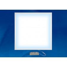 Uniel Светильник светодиодный потолочный ULP-6060-36W/6500K EFFECTIVE WHITE Корпус белый. С и/п