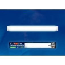 Uniel Светильник светодиодный накладной ULO-CL60-20W/NW SILVER Белый свет 4000K
