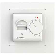 Терморегулятор terneo mex unic, белый
