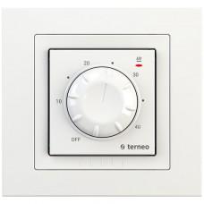 Терморегулятор terneo rtp unic, белый